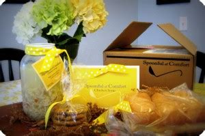spoonful of comfort reviews spoonful of comfort gourmet chicken soup gift basket