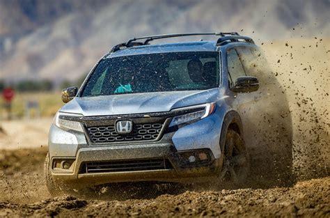 2019 Honda Passport Reviews by 2019 Honda Passport Revealed As Rugged Mid Size Suv Autocar