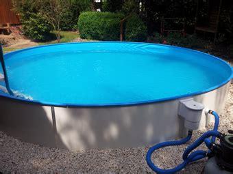 Pool Halb Eingelassen by Index Www Deinhausfreund De