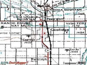 map of coolidge arizona coolidge arizona az 85228 profile population maps