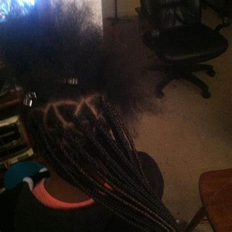 how to part triangles in hair 17 images about triangle part box braids on pinterest