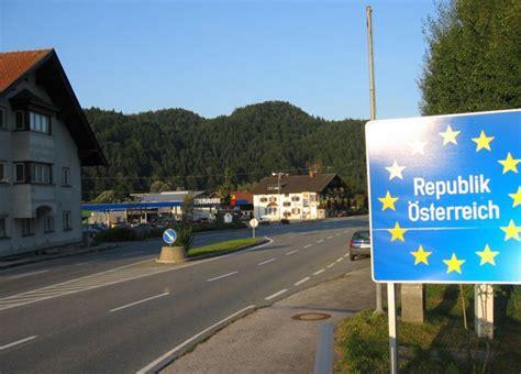 Töff Center Basel öffnungszeiten by Border Control Between Austria And Hungary Visegr 225 D Post