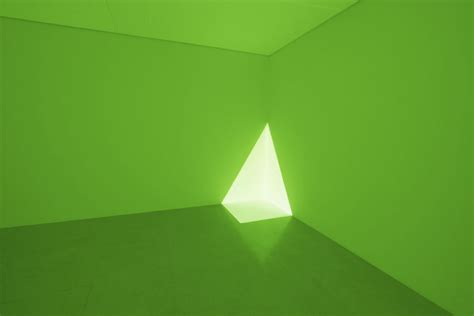 Staging Photos by James Turrell At C4 Contemporary Artist Profile Amp Biography