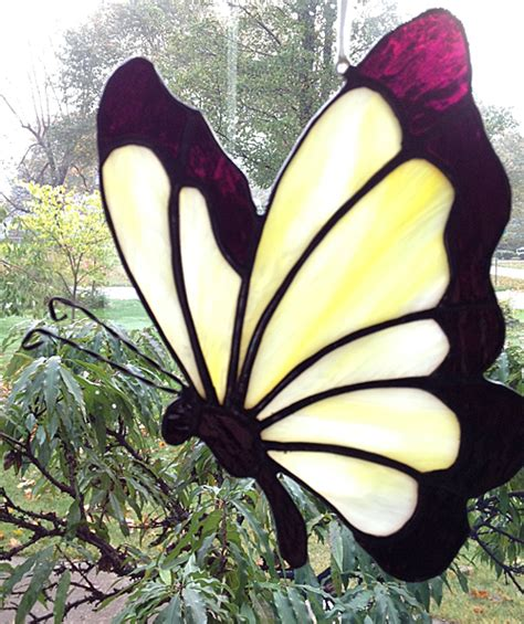 stained glass butterfly l stained glass butterfly panels google search stained