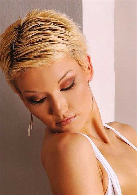 short spiky pixie cuts short hairstyles
