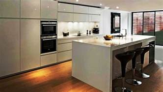High Gloss White Kitchen Cabinets Kitchen Cabinets High Gloss White Monsterlune