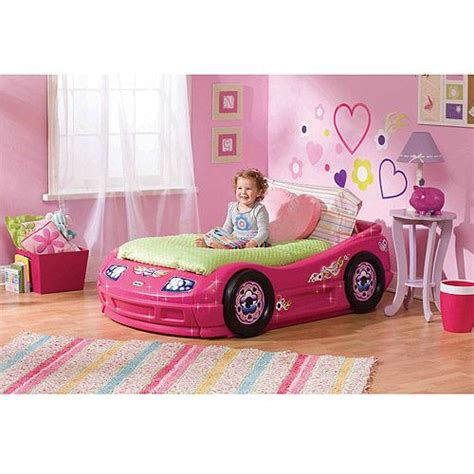 little tikes girl bed toddler bed awesome and pink on pinterest