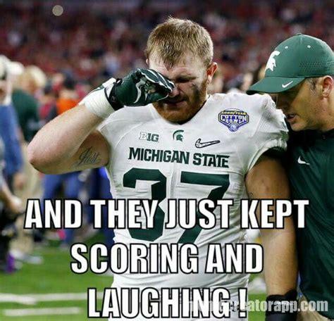 Michigan State Football Memes - 1254 best ann arbor go blue images on pinterest