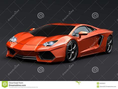 What Is The New Lamborghini Called Lamborghini Aventador 3d Rendering Stock Image Image