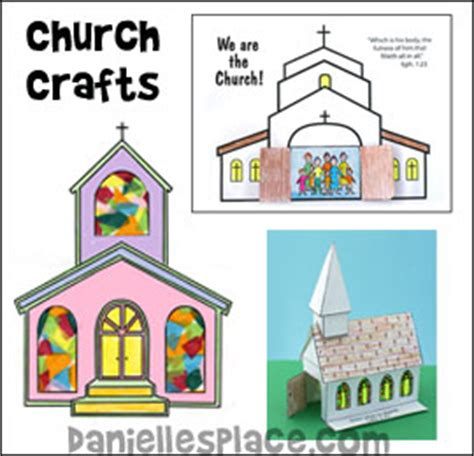 bible crafts and bible games for children's sunday school