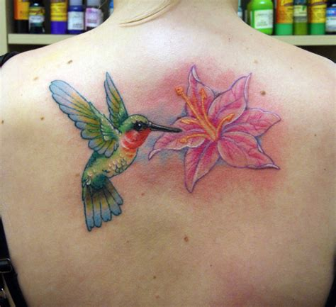 memorial flower tattoo designs hummingbird tattoos designs ideas and meaning tattoos