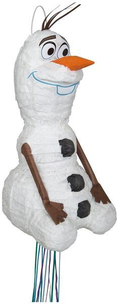 Pinata Stormtrooper 3d disney frozen olaf the snowman ver 3 free papercraft http www papercraftsquare
