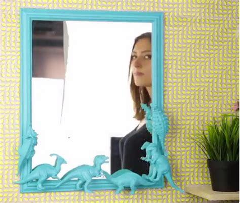 Cermin Di unik mainan bekas jangan dibuang ini bisa membuat cermin usang di rumah terlihat cantik