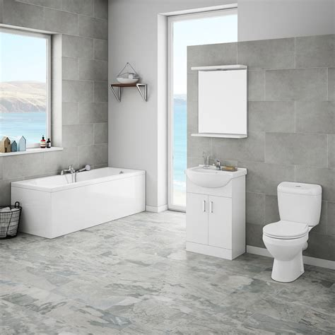 cove complete bathroom suite plumbing uk