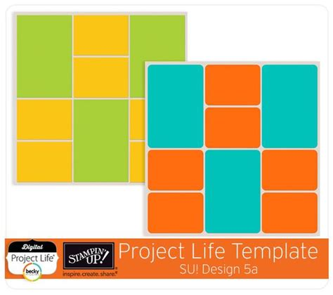 project digital templates project template stin up design 5a