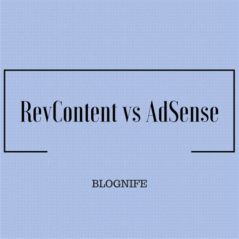 adsense cpm rates revcontent vs adsense cpm rates payments and earning