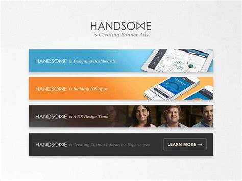 design online banner ads banner ads creative web banner design ideas to inspire you