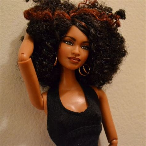 black doll hair 118 best images about s got the look on