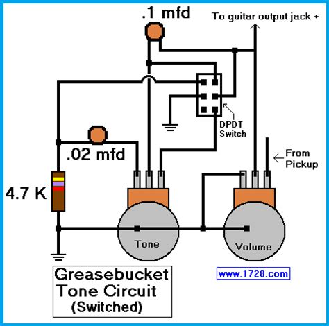 telecaster grease wiring diagram telecaster wiring
