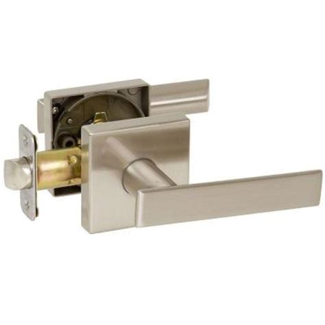 open bathroom door lock delaney kira satin nickel bedroom and bathroom right hand