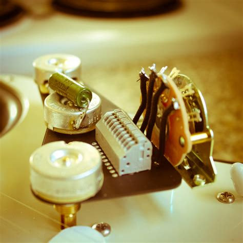 obsidian wire solder less guitar wiring upgrades