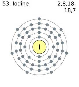 Number Of Protons In Iodine How Many Electrons Are In Iodine Socratic