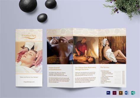 Beauty Parlour Brochure Templates 36 Free Jpg Psd Indesign Format Download Free Premium Free Spa Brochure Templates