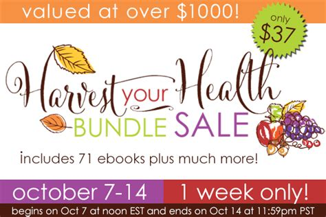 health bundle 1 fertility intermittent fasting books harvest your health bundle review pecan
