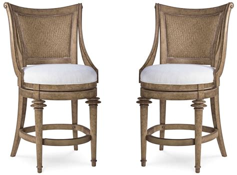 High Dining Chair Pavilion Woven Back High Dining Chair From 229209 2608 Coleman Furniture