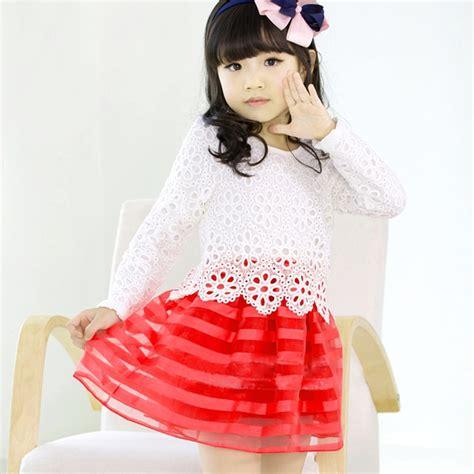 dress renda baby 2016 summer dress infant clothes dresses