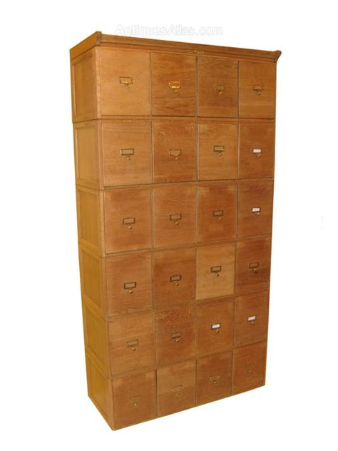 oak sectional filing cabinet with brass pulls antiques atlas