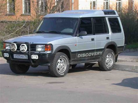 how things work cars 1996 land rover discovery free book repair manuals 1996 land rover discovery pictures 2498cc diesel manual for sale