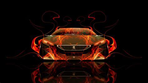 peugeot fire peugeot onyx front fire abstract car 2014 el tony