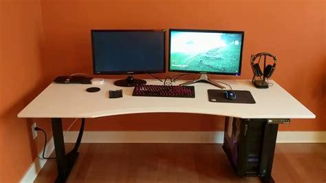 uplift desk vs evodesk evodesk setup youtube