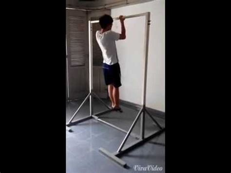 diy free standing pull up bar free standing pull up bar test
