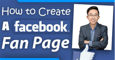 how to setup a fan page how to setup fanpage for your mlm business