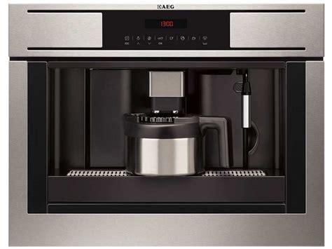 einbau kaffeevollautomat aeg pe4511 m einbau espresso kaffeevollautomat edelstahl