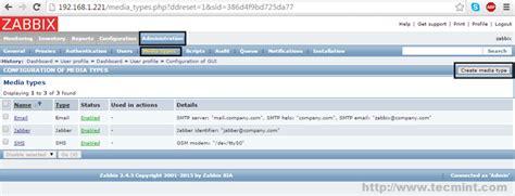 zabbix configuration tutorial el conocimiento al alcance de todos how to configure
