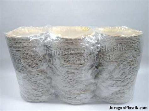 piring emas kertas untuk kue ulang tahun home