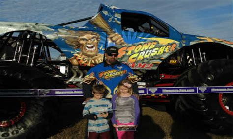orlando monster truck show out and about hanging out with the monster jam monster