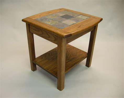 Oak Accent Table Oak Accent Table With End Table Classia For Furniture Nanudeal