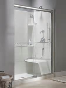 the accord seated shower by sterling plumbinguniversal