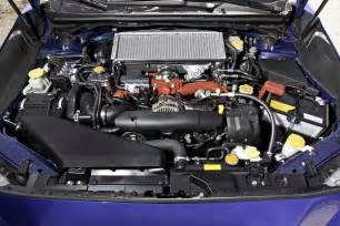 Subaru Sti Engine 2015 Subaru Wrx Sti Engine Photo 57