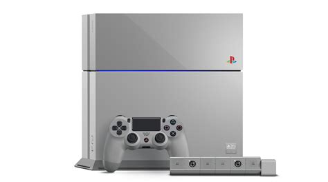 playstation ps4 playstation 4 20th anniversary edition revealed