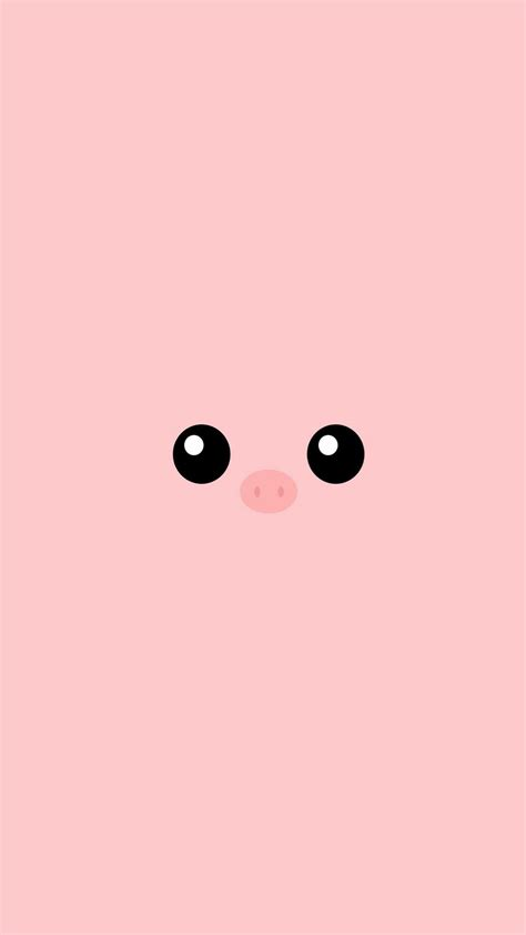 Pig Minimal Illustration Iphone All Hp Iphone Bgs 187 Iphone 6plus Device 187 Page 54