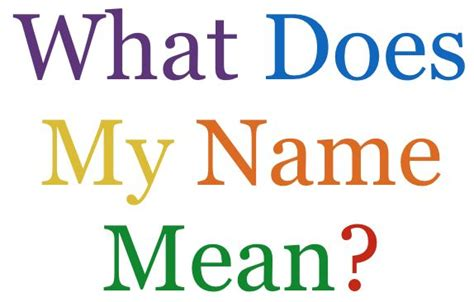 what is your name what does my name mean pinterest 9 best what does my name mean images on pinterest name