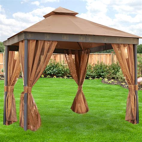 camarillo gazebo replacement canopy riplock 350 garden winds
