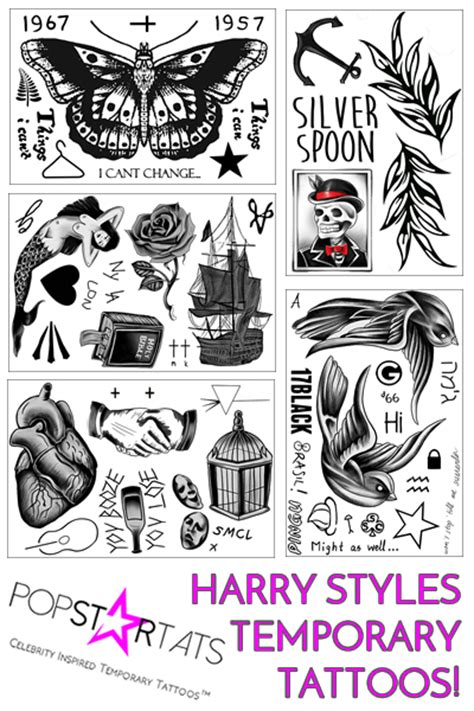 tattoo meaning list harry styles tattoos meanings a complete tat guide