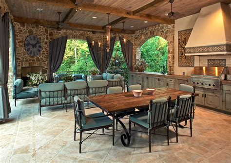 outdoor iron decor patio traditional with outdoor