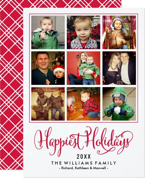 best christmas photo card deals 2016 what you can learn from the top card designs of 2016 zazzle